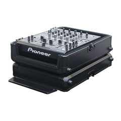 "Odyssey: Black KROM 12"" DJ Mixer / Large Format CD Media Player Case (K12MIXCDJBL)"