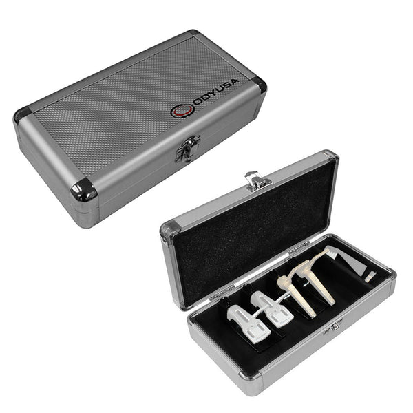 Odyssey: KCC-4 Pro Cartridge Case - Silver Textured (KCC4PR2SD)