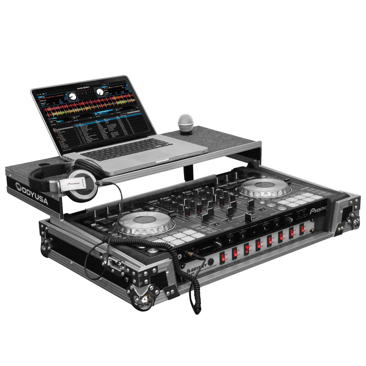 Odyssey: Flight Zone Glide Style Case For Pioneer DDJ-SX2 (FZGSPIDDJSX2)