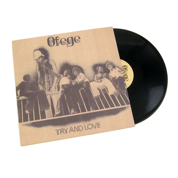 Ofege: Try And Love Vinyl LP