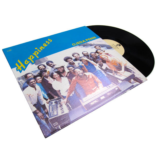 Ojeda Penn: Happiness LP - Deadstock