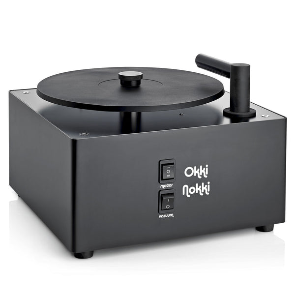 Okki Nokki: Record Cleaning Machine - Black