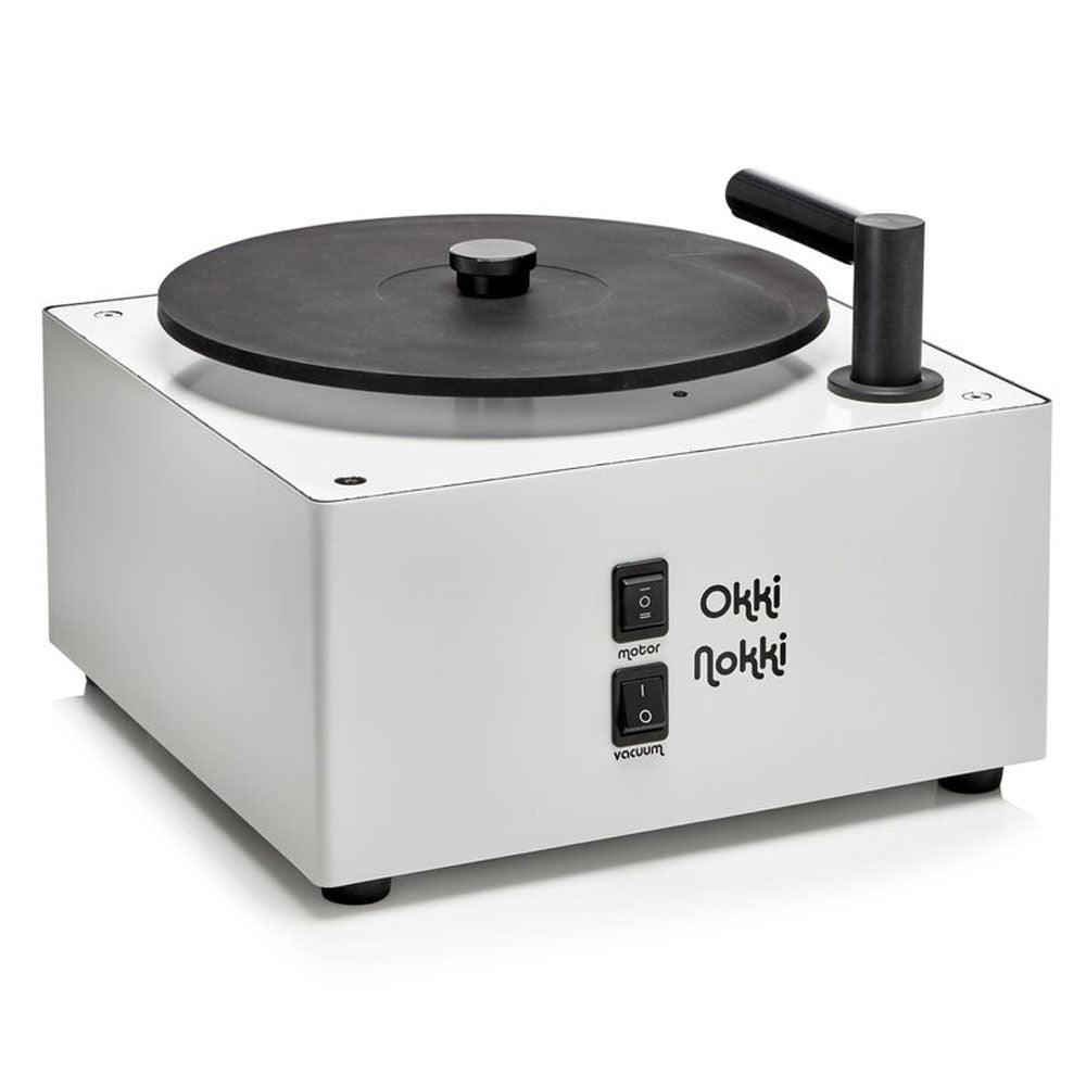 Okki Nokki: Record Cleaning Machine - White