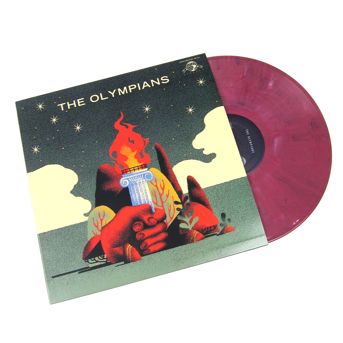 The Olympians: The Olympians (Indie Exclusive Colored Vinyl) Vinyl LP