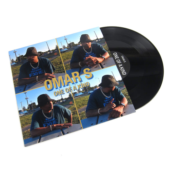 Omar-S: One Of A Kind Vinyl 12""
