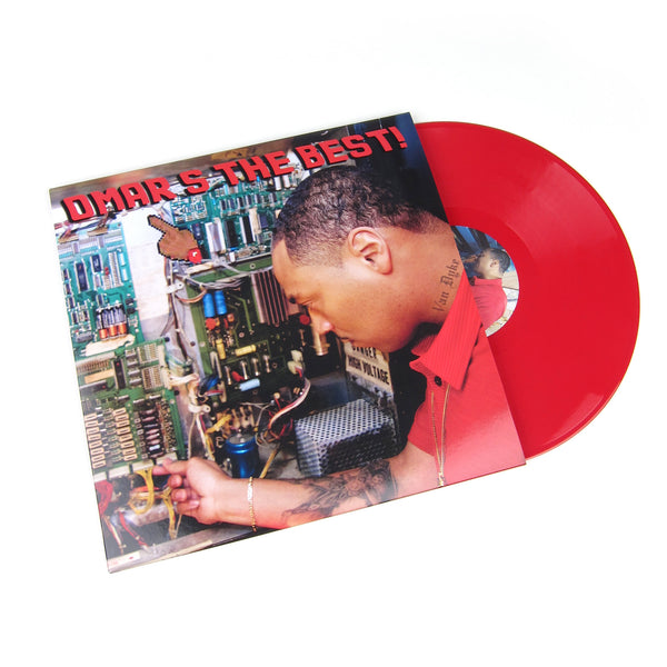 Omar-S: The Best (Colored Vinyl) Vinyl 4LP