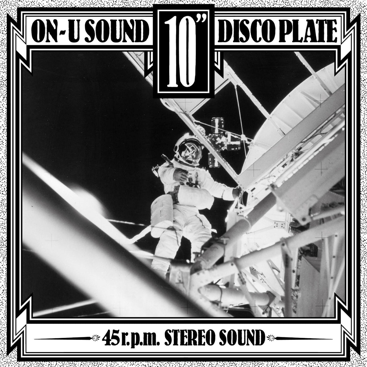 On-U Sound: An On-U Journey Through Time & Space Vinyl LP (Record Store Day)