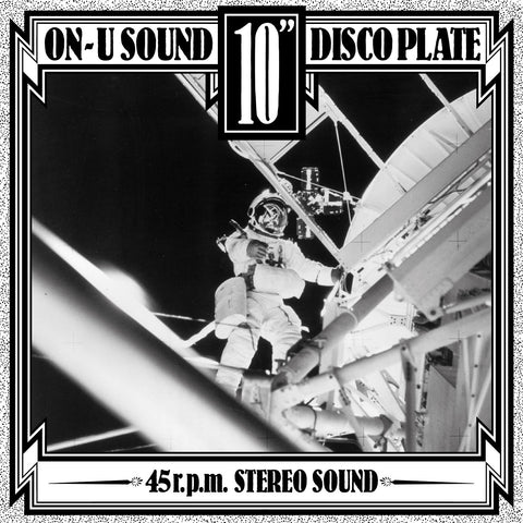"On-U Sound: An On-U Journey Through Time & Space Vinyl 10"" (Record Store Day)"