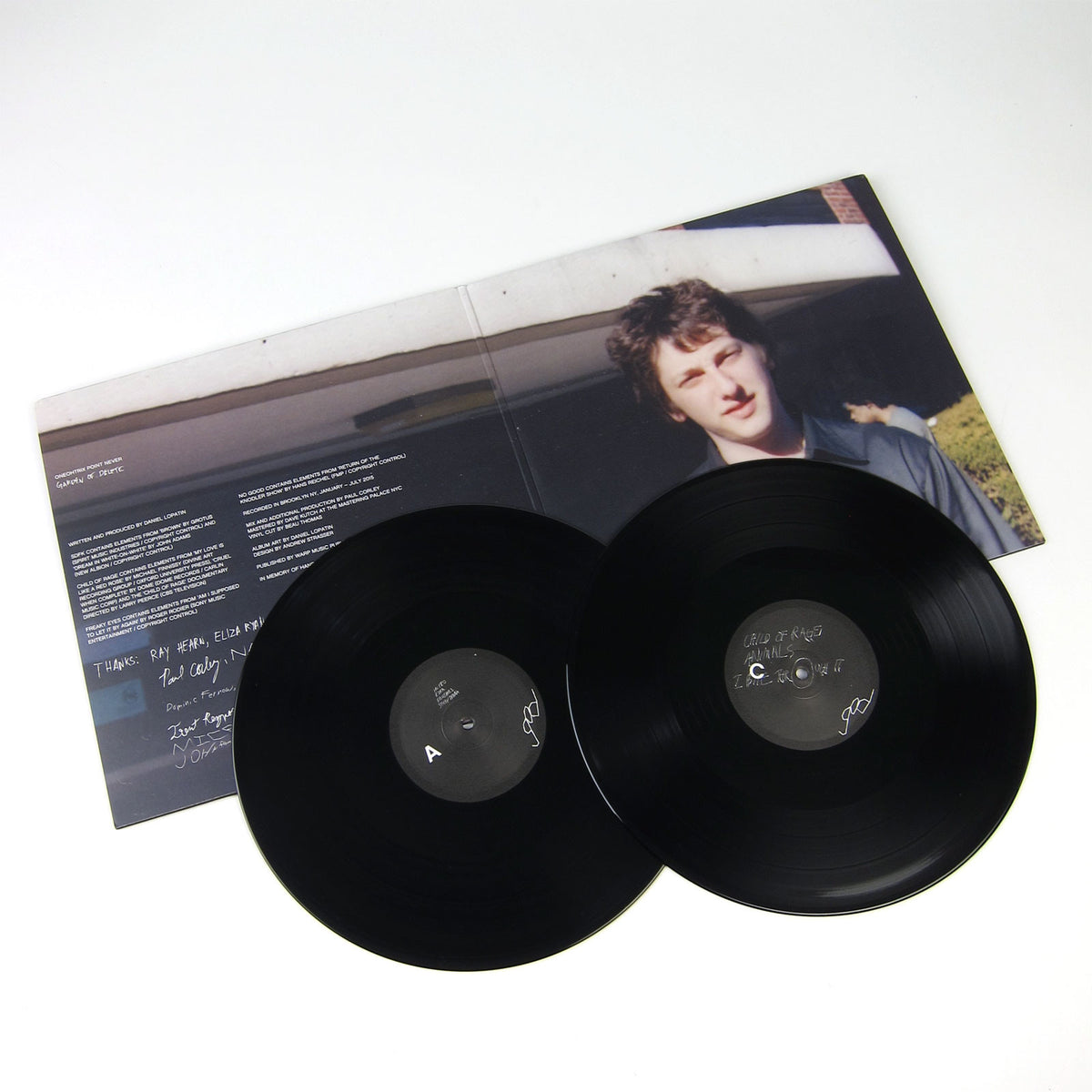 Oneohtrix Point Never: Garden of Delete Vinyl 2LP