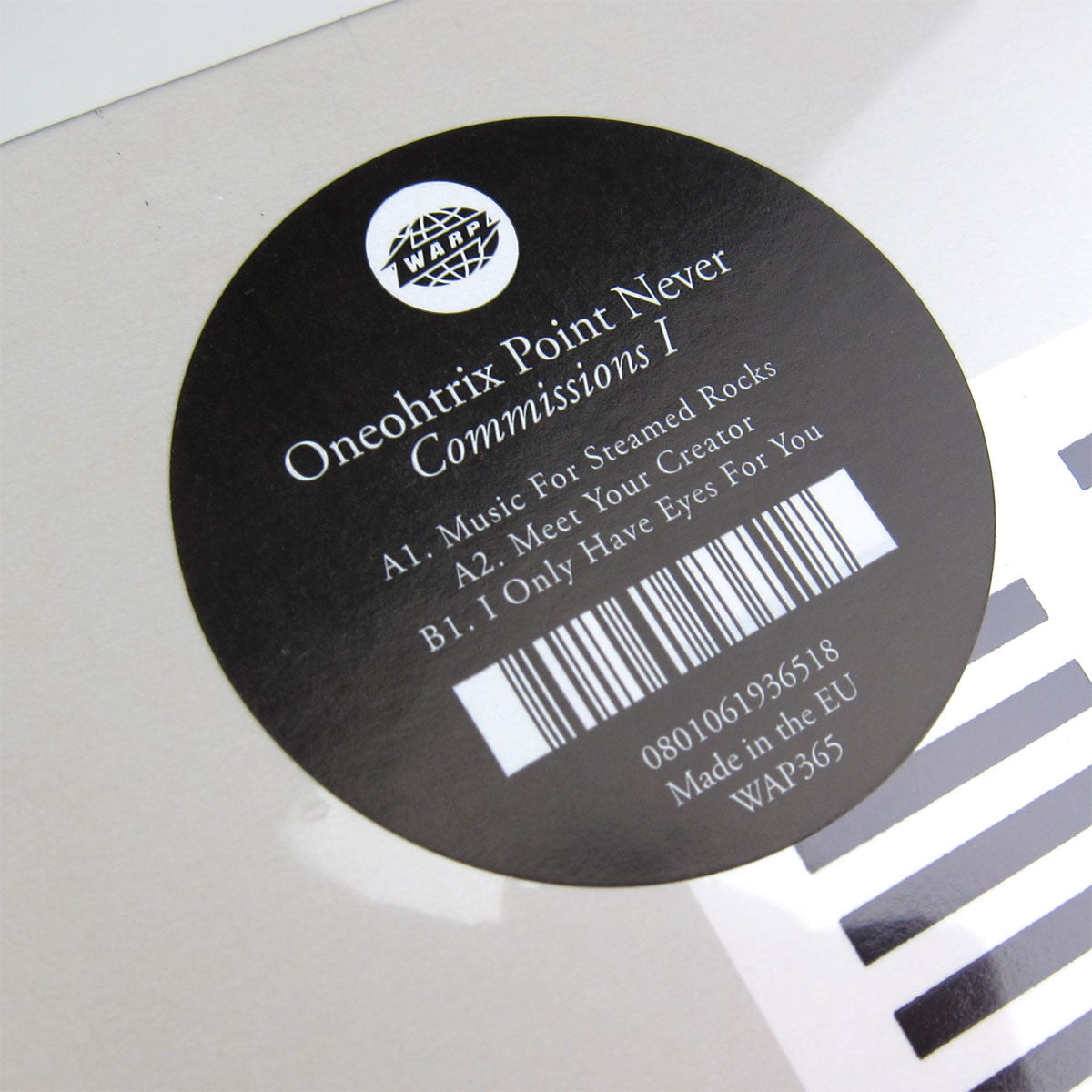 Oneohtrix Point Never: Commissions I Vinyl LP (Record Store Day 2014) 2