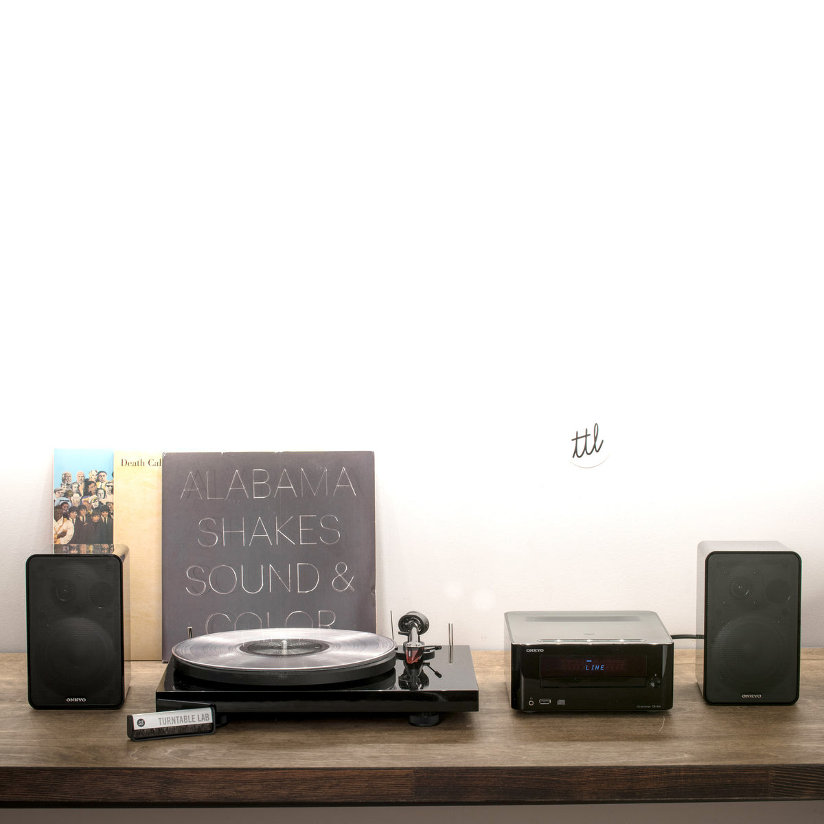 Onkyo: CS-265(B) Colibrino Hi-Fi Mini System with Bluetooth