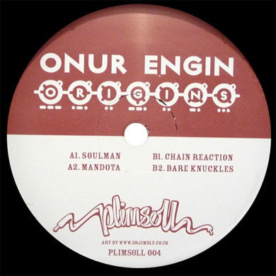 Onur Engin: Origins (Marvin Gaye, Crusaders) EP