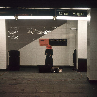 Onur Engin: Music Under New York 2LP