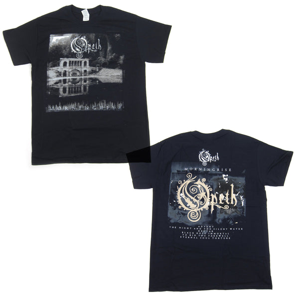 Opeth: Morningrise Shirt - Black