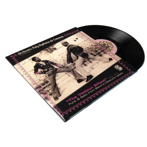 Orchestre Poly-Rythmo de Cotonou: The Vodoun Effect 1972-1975 2LP