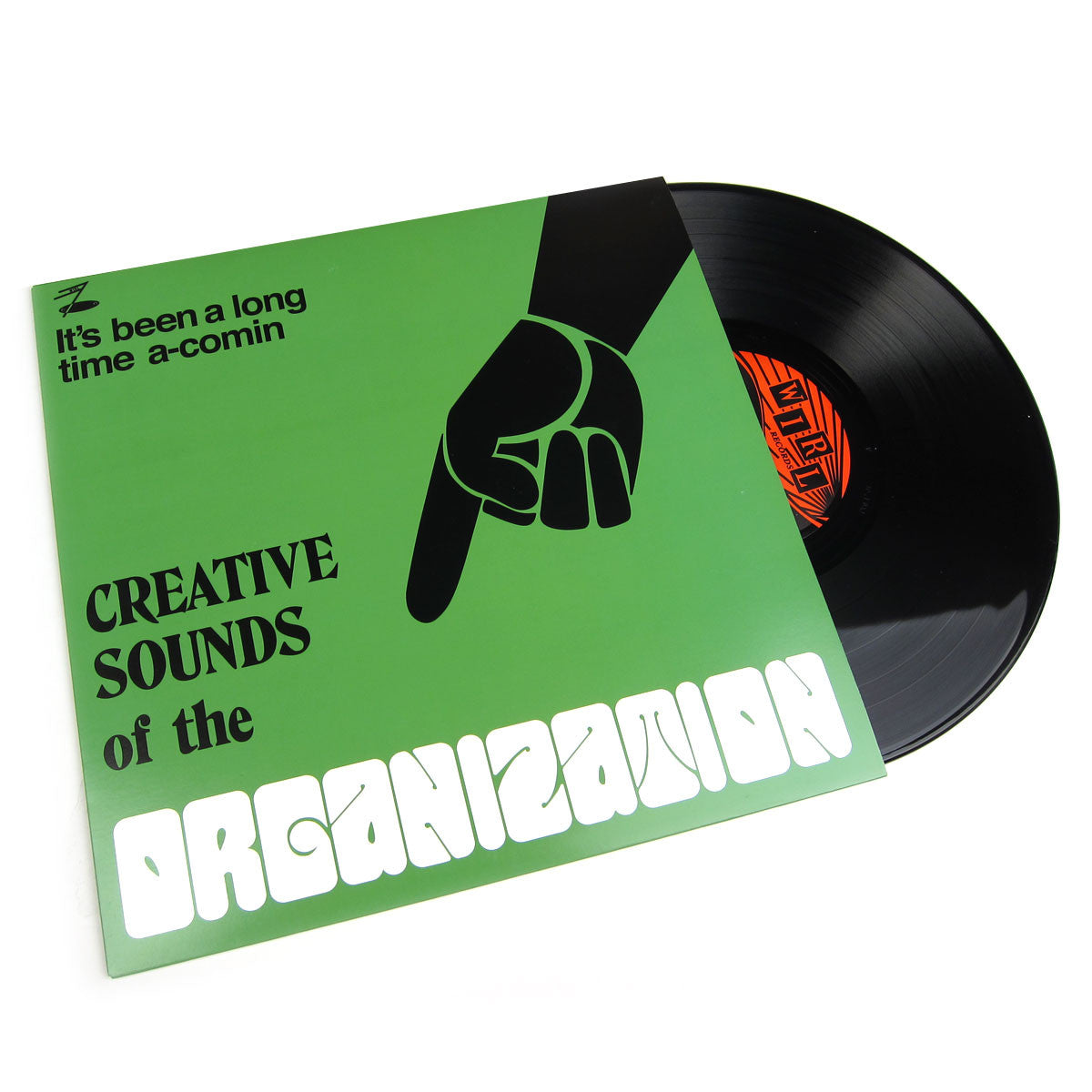 Organization: Creative Sounds Of The Organization Vinyl LP