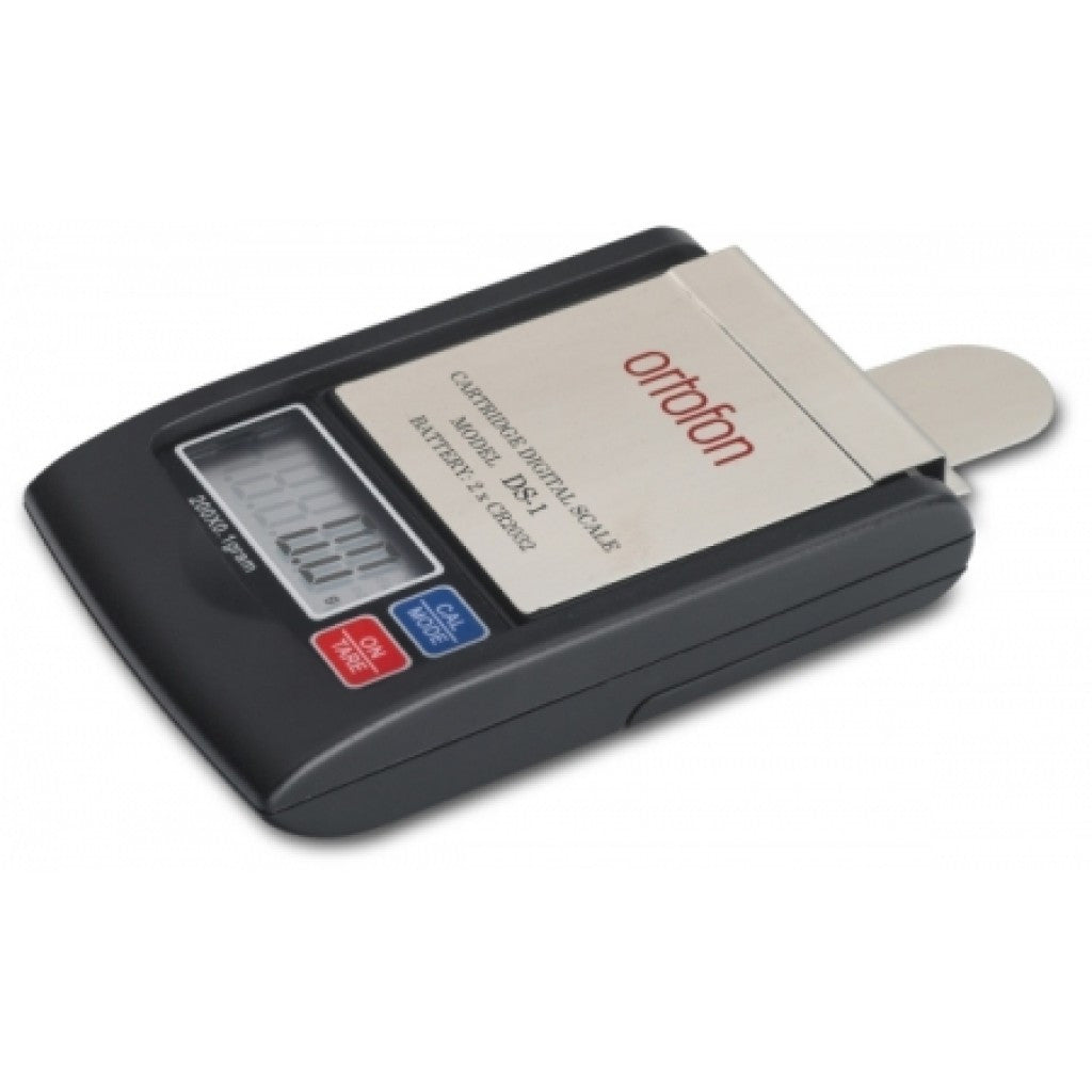 Ortofon: DS-1 Digital Cartridge Scale