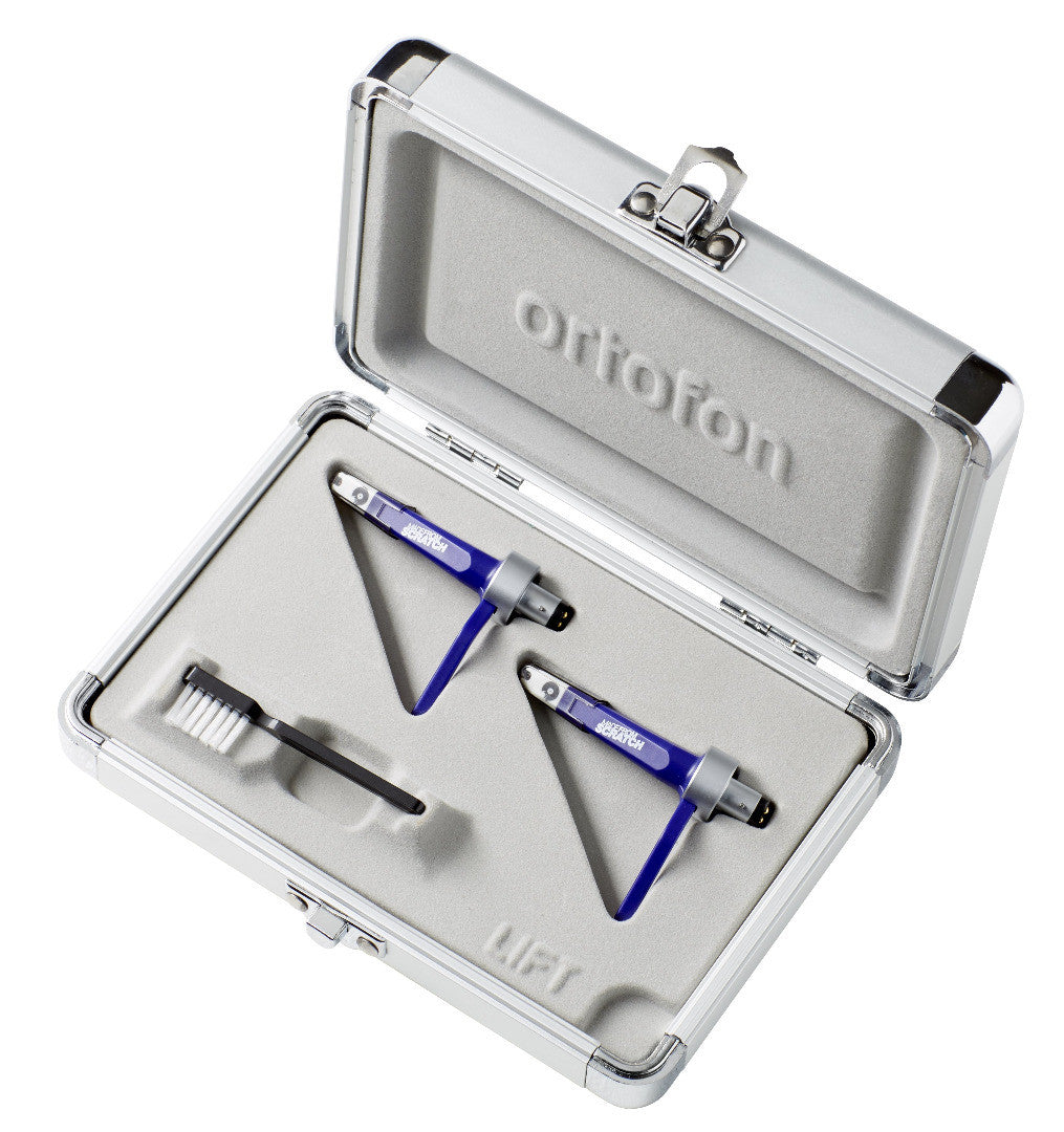 Ortofon: Made From Scratch Concorde Twin Pack