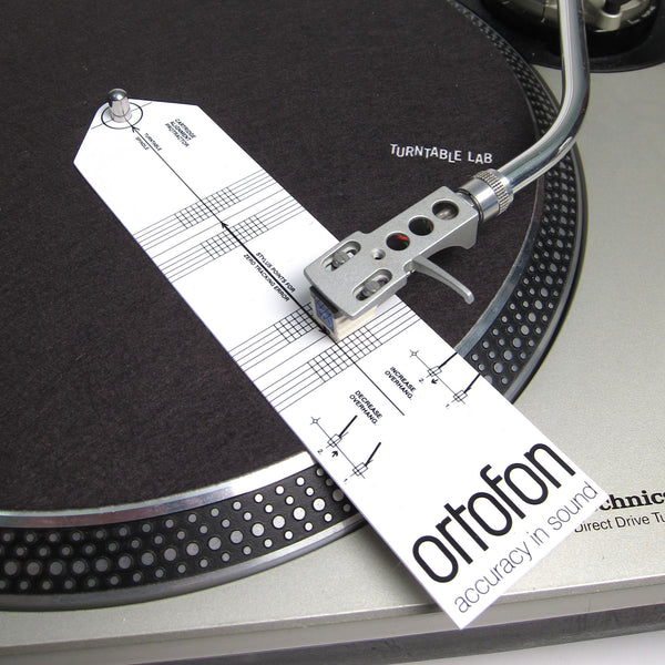 Ortofon Cartridge Alignment Tool Turntablelab Com