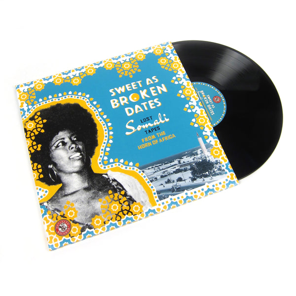 Ostinato Records: Sweet As Broken Dates - Lost Somali Tapes from the Horn of Africa Vinyl 2LP