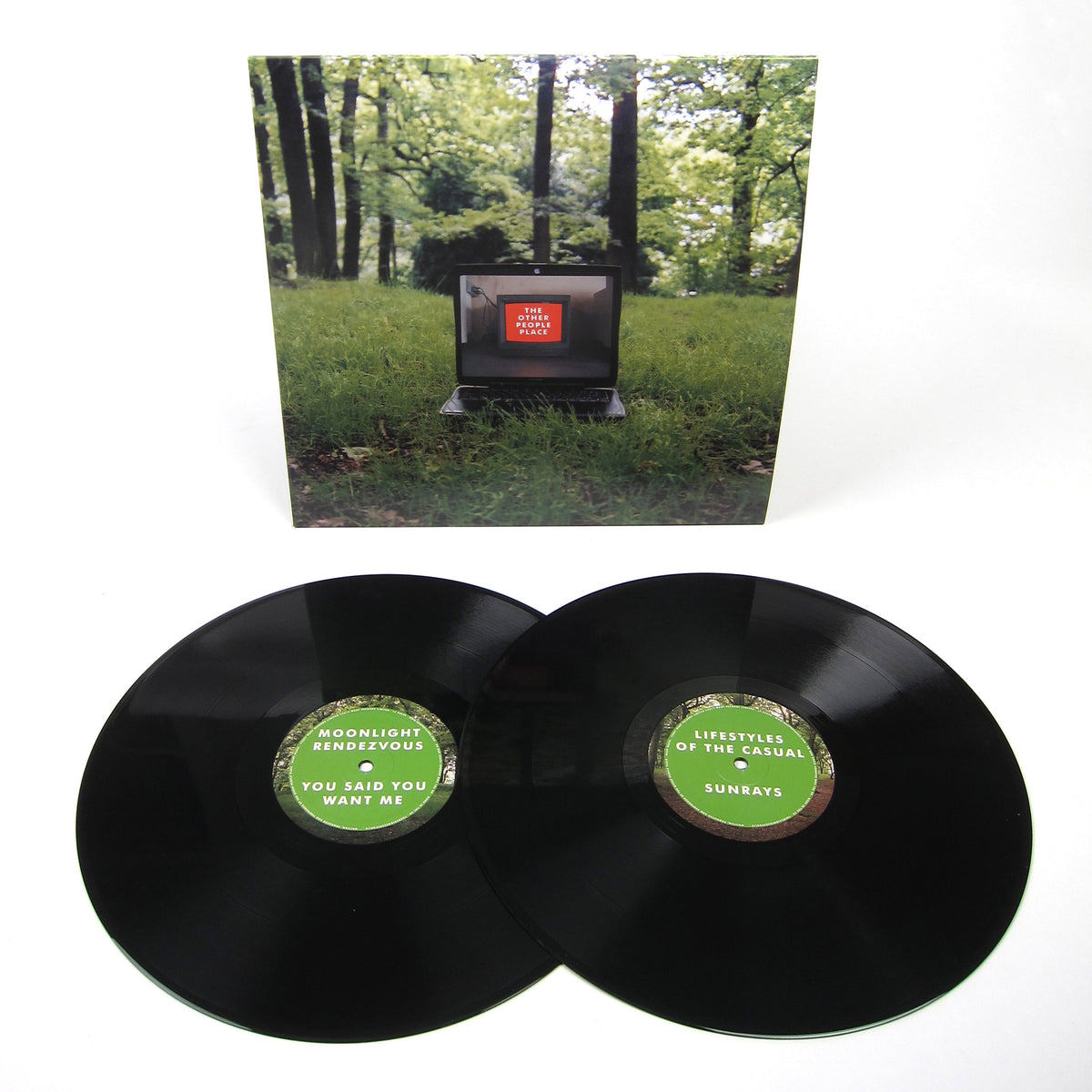 The Other People Place: Lifestyles Of The Laptop Cafe Vinyl 2LP