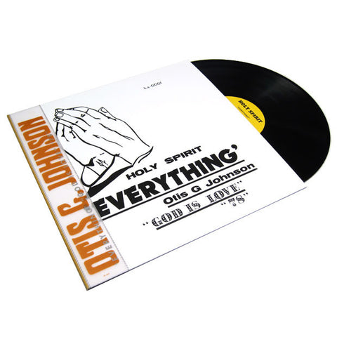Otis G. Johnson: Everything - God Is Love 78 Vinyl LP