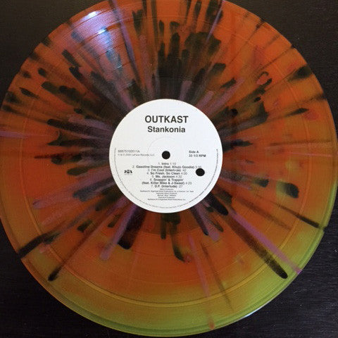 Outkast: Stankonia (Colored Vinyl) Vinyl 2LP (Record Store Day)