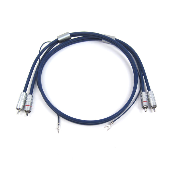 Oyaide: PA-2075RR Phono Cable - RCA to RCA w/Groundwire
