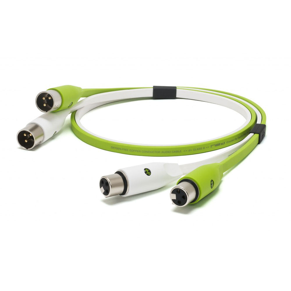 Oyaide: NEO Class B XLR Cable 2.0m - Green