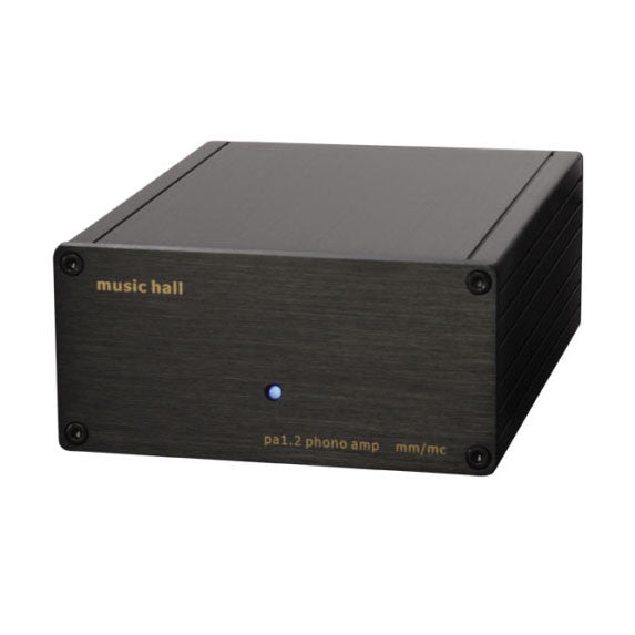 Music Hall: PA 1.2 Phono Preamp