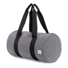 Herschel Supply Co.: Packable Duffel Bag Reflective - Silver