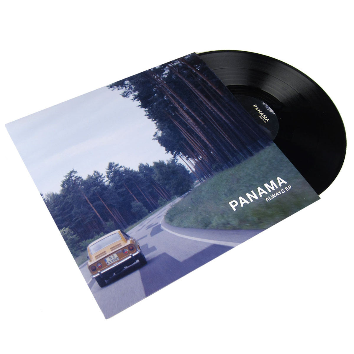 Panama: Always EP (Free MP3) Vinyl 12""