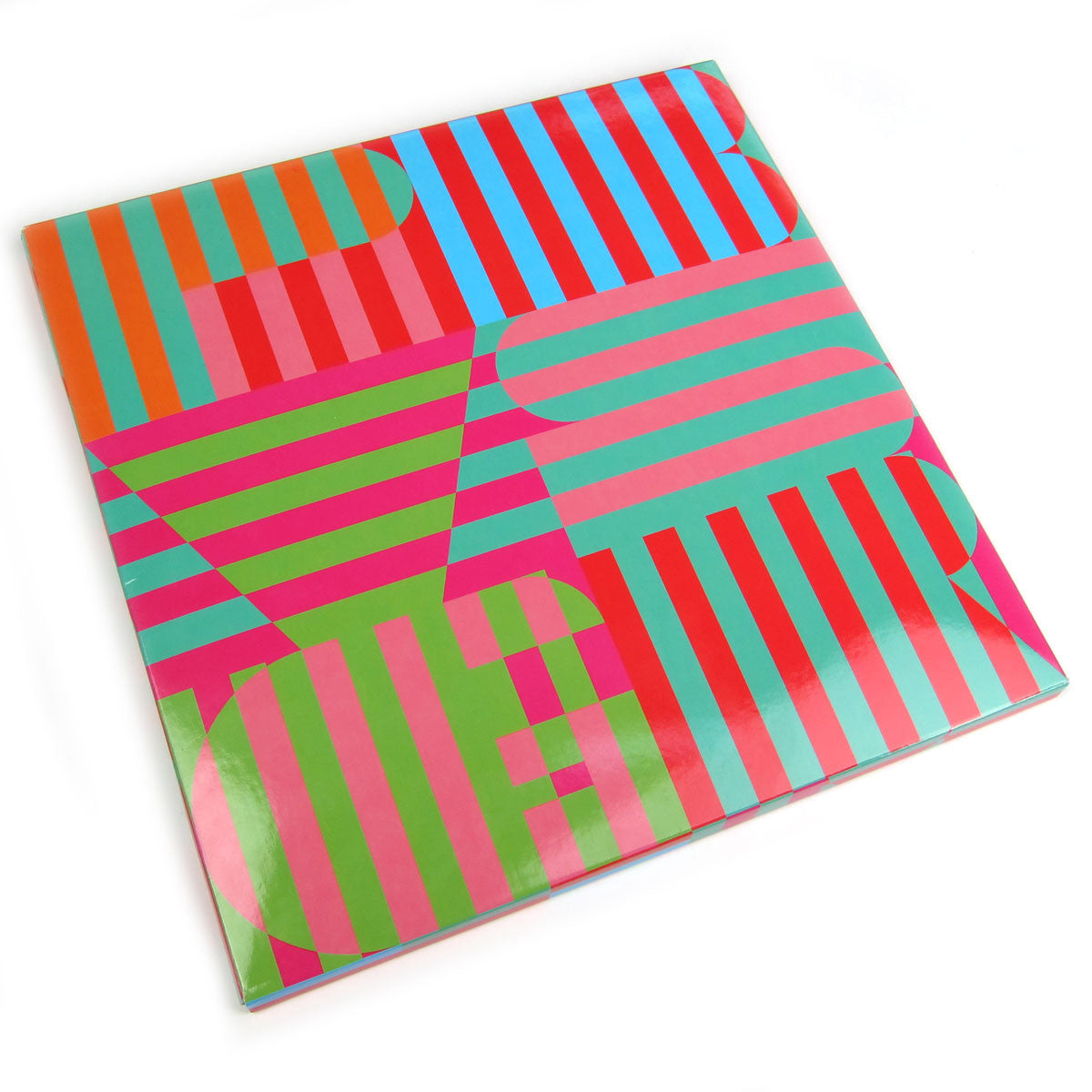 Panda Bear: Panda Bear Meets The Grim Reaper (180g, Free MP3) Vinyl LP Boxset