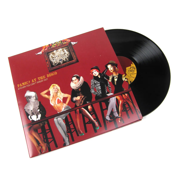Panic! At The Disco: A Fever You Can't Sweat Out Vinyl LP