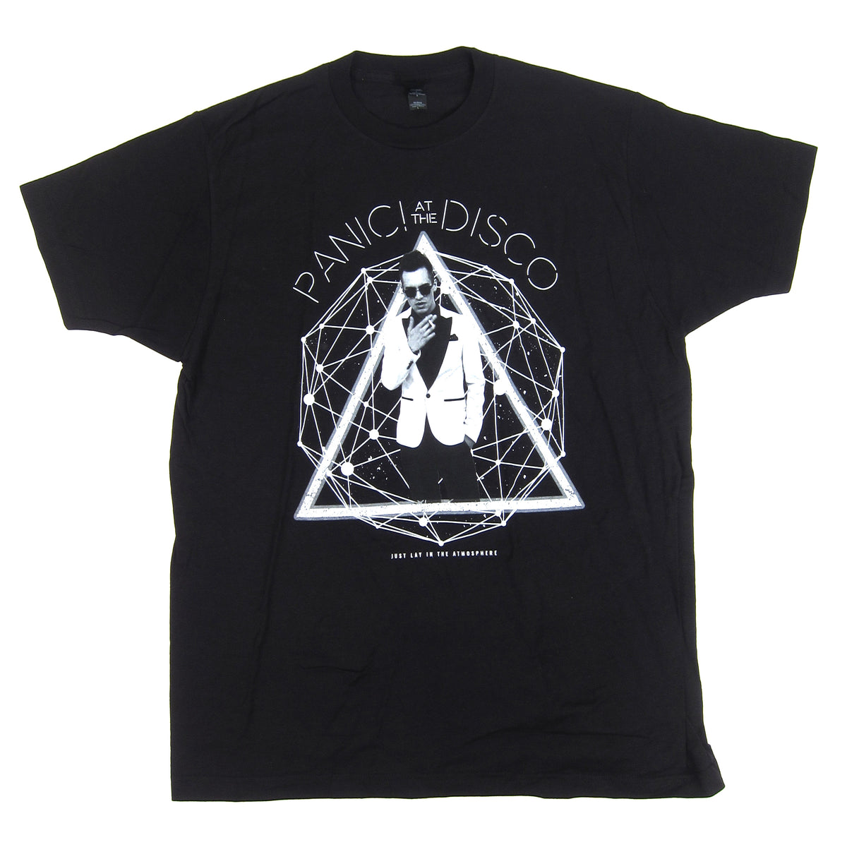 Panic! At The Disco: Photo Galaxy Shirt - Black