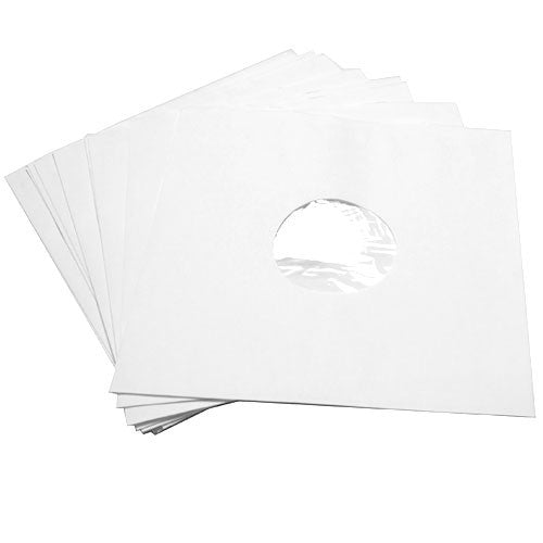 Record Supply Co: LP Poly Lined Inner Sleeves (25 Units)