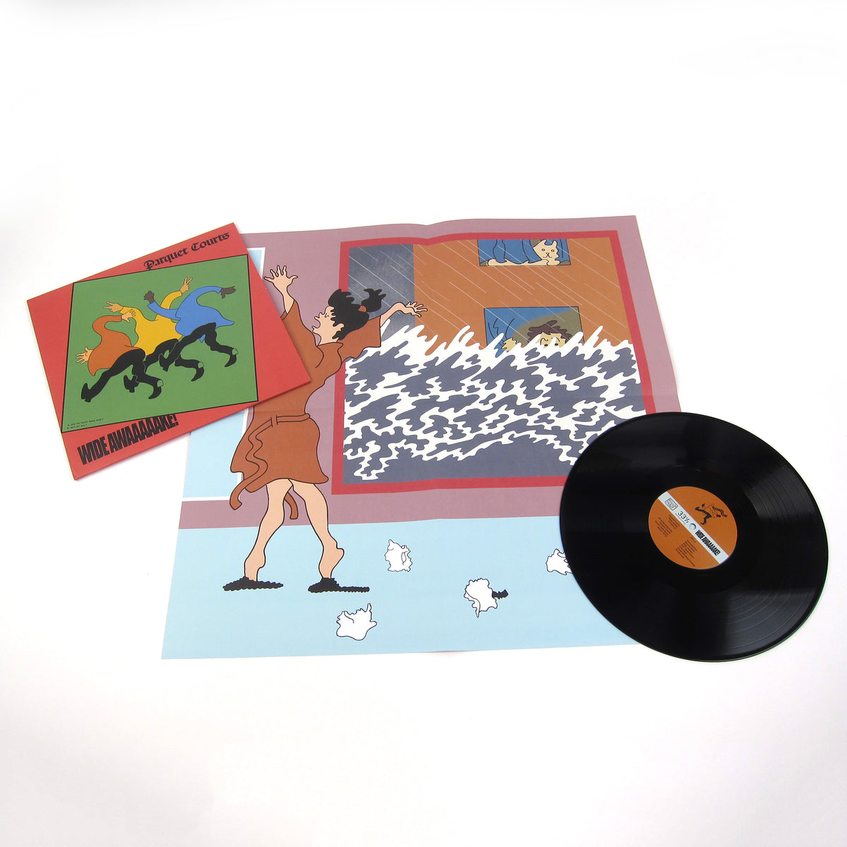Parquet Courts: Wide Awake! Vinyl LP