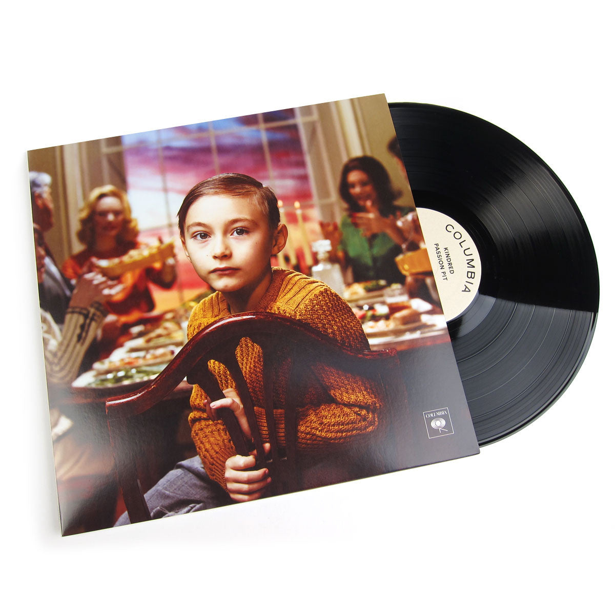 Passion Pit: Kindred Vinyl LP