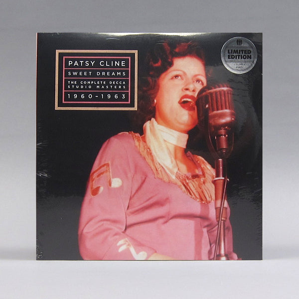 Patsy Cline: Sweet Dreams - The Complete Decca Masters 1960-63 (Colored Vinyl) Vinyl 3LP (Record Store Day)