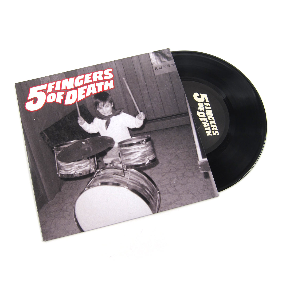 Paul Nice: Five Fingers Of Death - 7 Inch Edition Vinyl 7""