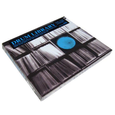 Paul Nice: Drum Library Vol.6-10 2CD