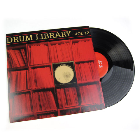 Paul Nice: Drum Library Vol.12 Vinyl LP