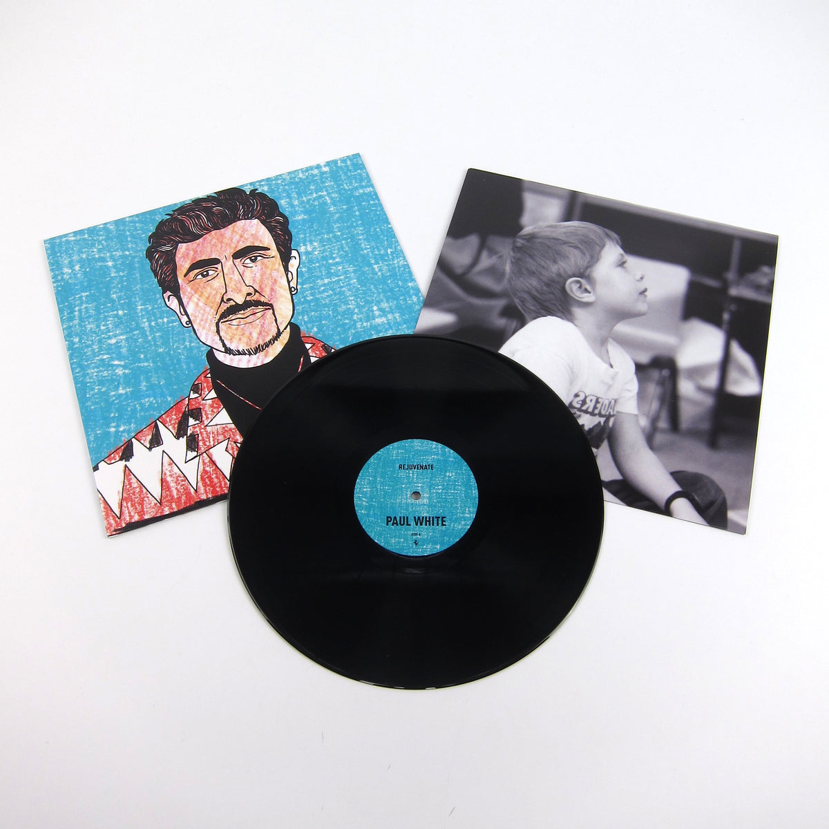 Paul White: Rejuvinate Vinyl LP