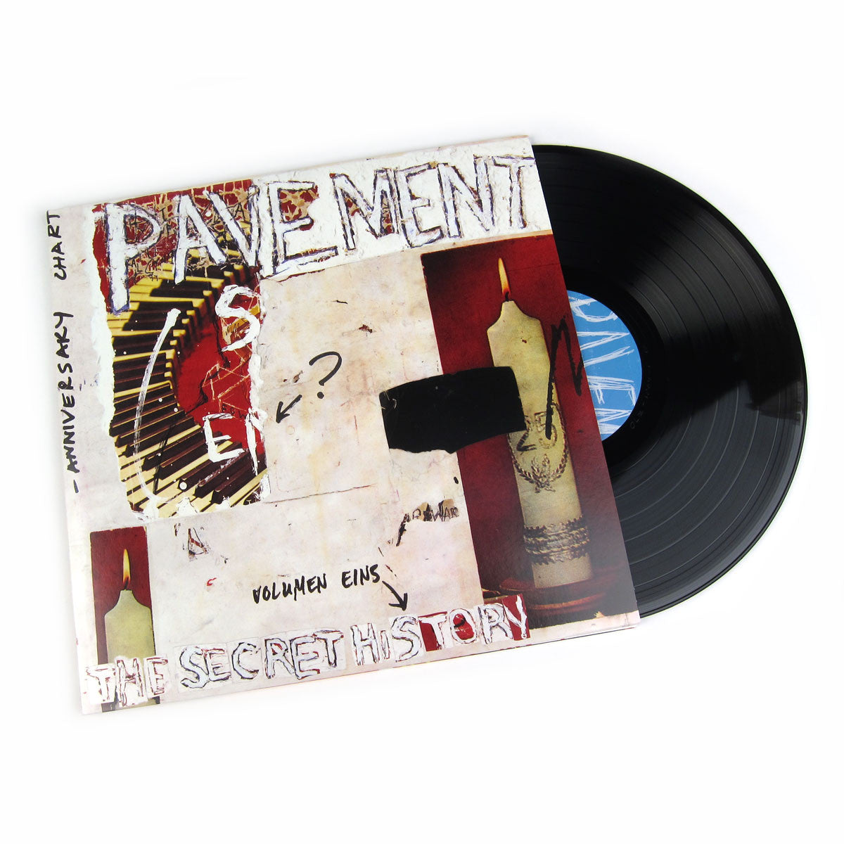Pavement: The Secret History Vol.1 Vinyl 2LP