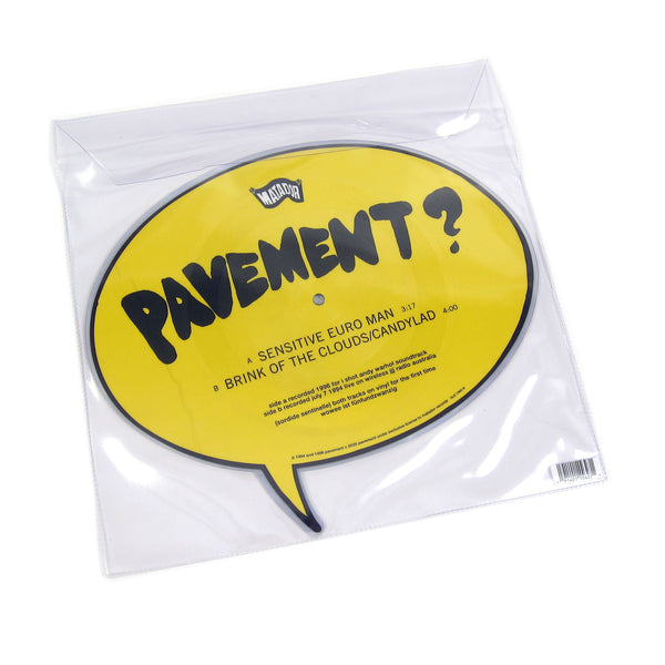 Pavement: Sensitive Euro Man (Pic Disc) Vinyl 7""