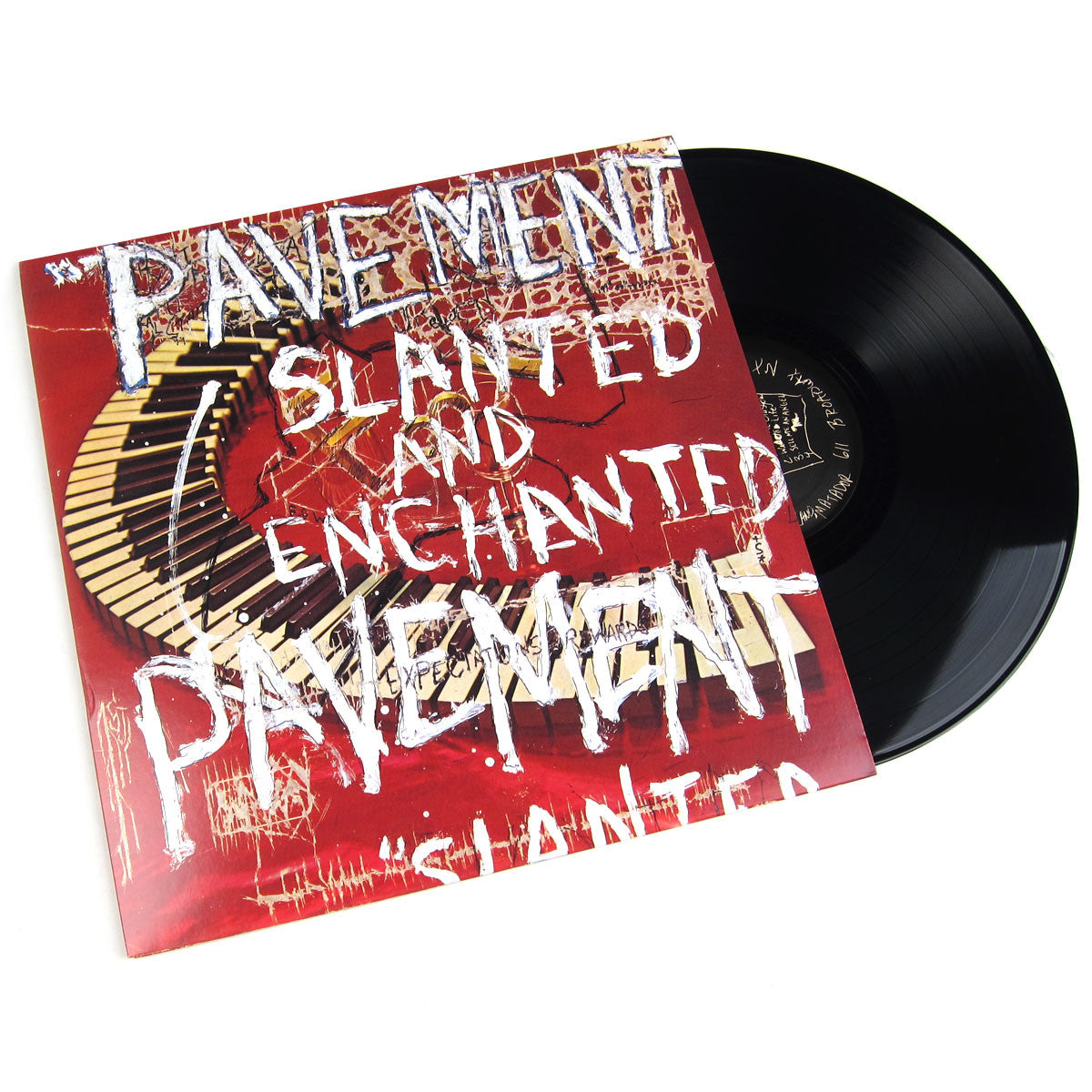 Pavement: Slanted & Enchanted Vinyl (Free MP3) LP