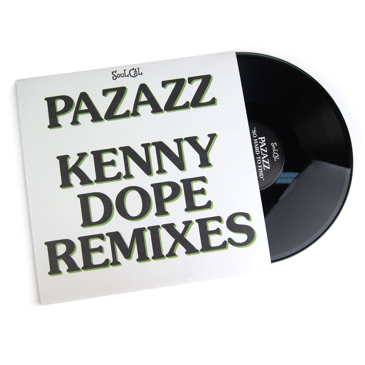 Pazazz: So Hard To Find (Kenny Dope Mix) Vinyl 12""