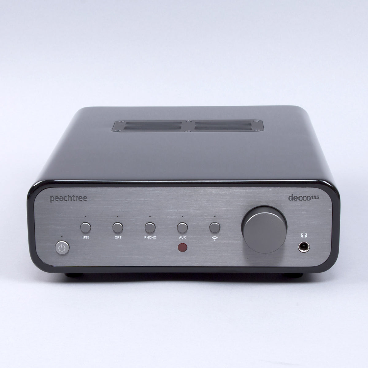 Peachtree Audio: decco125 SKY Integrated Amplifier (Phono Preamp, WiFi)