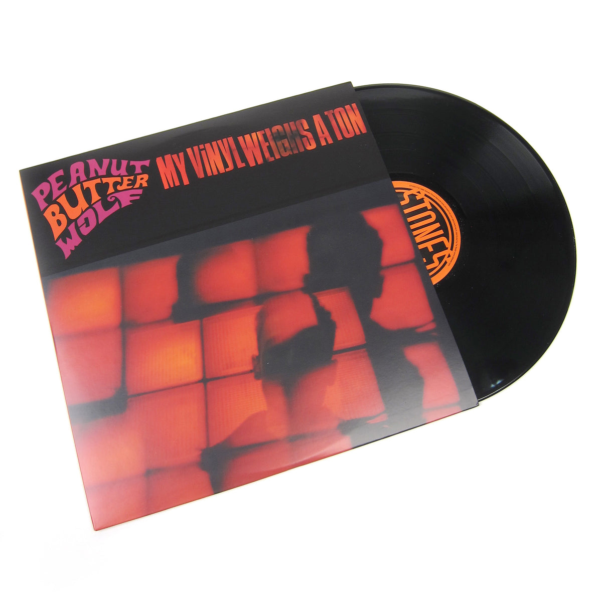 Peanut Butter Wolf: My Vinyl Weighs A Ton 2LP
