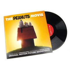 Christophe Beck: The Peanuts Movie Soundtrack Vinyl 2LP